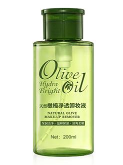 三福经典卸妆水彩妆天然卸妆橄榄液