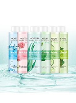 白妮诗 鲜萃渗透胶汁爽肤水 温和滋润清爽柔肤化妆水