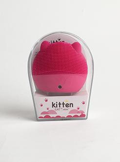 玛莉安 便携电动硅胶洁面仪 可爱猫咪毛孔清洁洗脸仪
