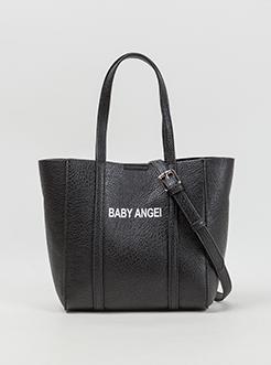 三福2019女夏复古系列子母包斜挎包手提包单肩包女包