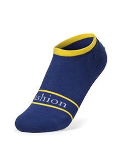 三福 男船袜一对/双装 轻薄冰感防掉跟精梳棉隐形袜子