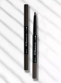 璐璐經典自動彩妝自然天成持久防水眉筆